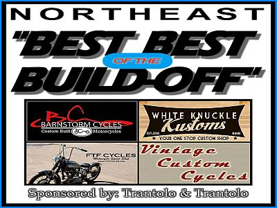 "Northeast ""Best of the Best Build-Off"""