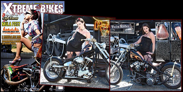 Extreme Bikes - Painkiller Motorcycle