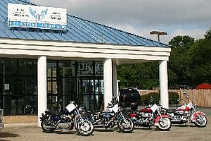 FTF Cycles motorcycle shop