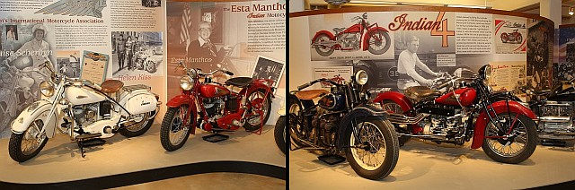 The Indian Motorcycle Collection
