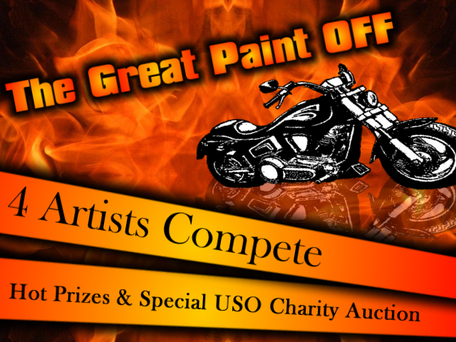 Paint Off Competition