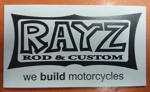 Rayz Rod and Custom