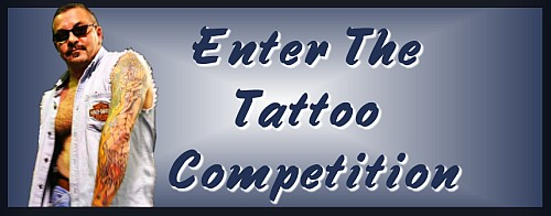 Enter the Tattoo Competition