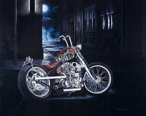 Urban Legend Motorcycle