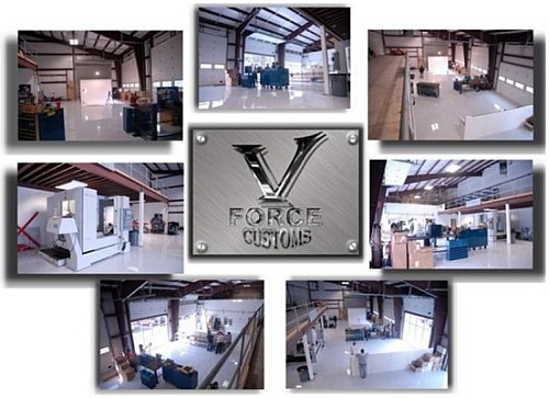 The V-Force Shop