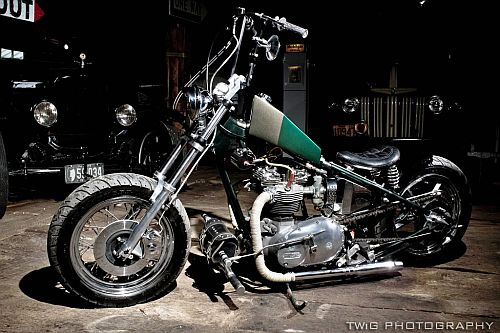 Vintage Custom Cycles