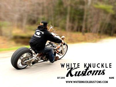 White Knuckle Kustoms