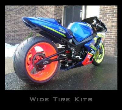 Wide Tire Kits - Toce Performance