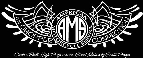 American Motorcycle Service - High Performance Street Motors