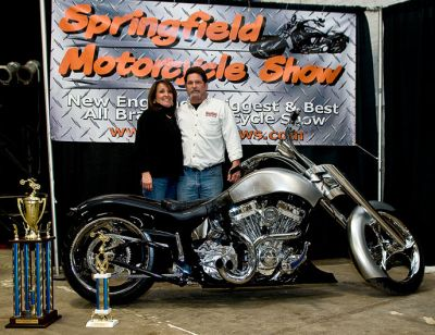 Springfield Motorcycle Show Bike Competition