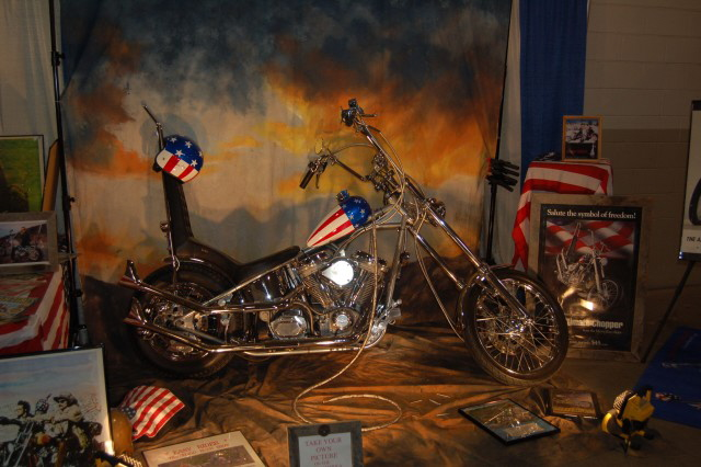 Easy Rider - Captain America Bike