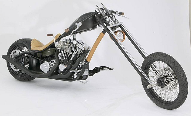 Tribal Iron Choppers