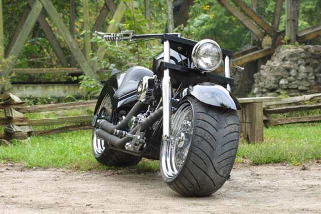 Porky's Bike